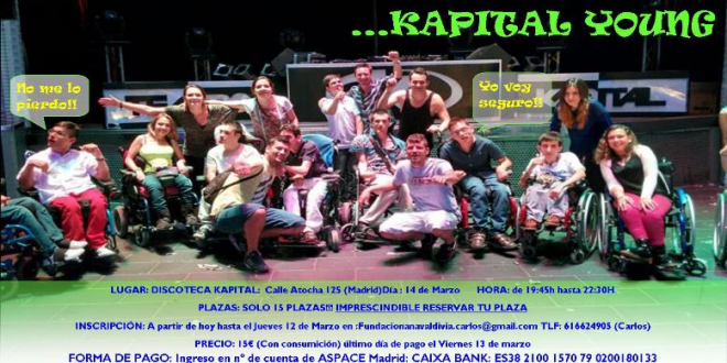 ¡Nos vamos a Kapital Young!