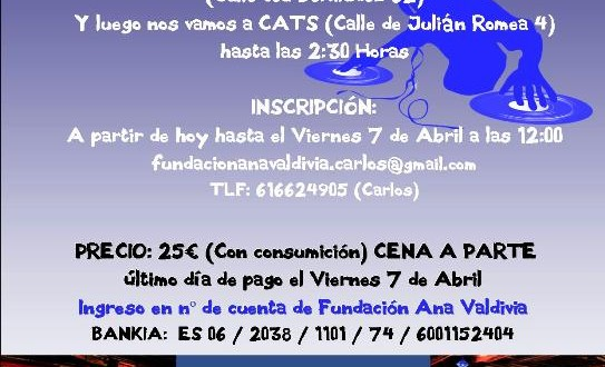 Noche de sábado en Cats Madrid