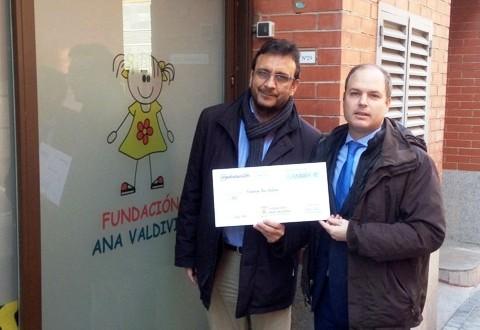 """Banco Mediolanum colabora en nuestra iniciativa solidaria """"Apadrina una Terapia"""""""