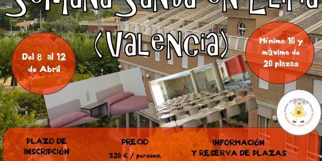 Campamento de Semana Santa en Lliria, Valencia