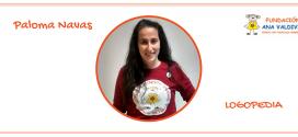 Paloma Navas. Logopedia