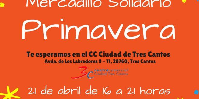 Mercadillo Solidario: Atremo & Fundación Ana Valdivia