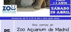 Visita al Zoo Aquarium de Madrid