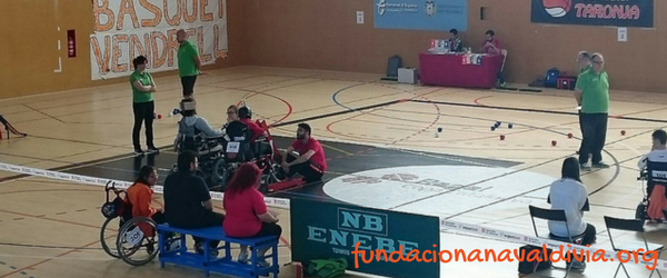 "De ""La Ludoteca"" al Campeonato Nacional de Boccia"