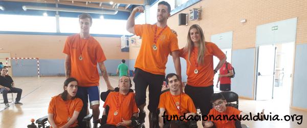 Liga autonómica de Boccia: ¡buen trabajo y merecido descanso!