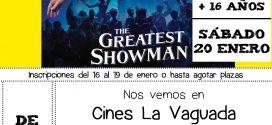 Próximo sábado 20 de enero: Cena & Cine para +16