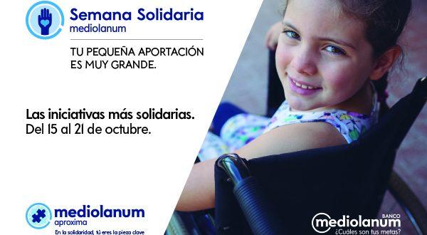 Sábado Solidario en San Esteban de Gormaz de la mano de Banco Mediolanum