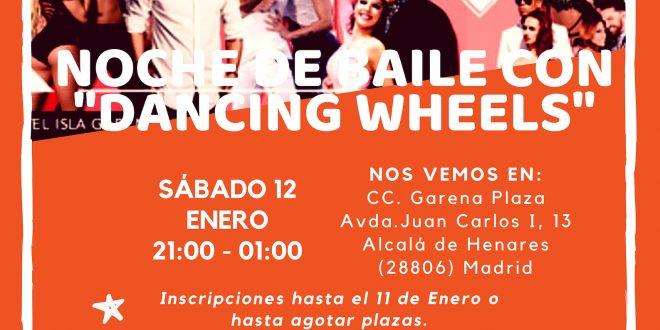 Ocio para +18: bachata y más con Dancing Wheels en el Rosas Dance Congress