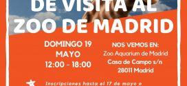 Este domingo vente con nosotr@s al Zoo de Madrid