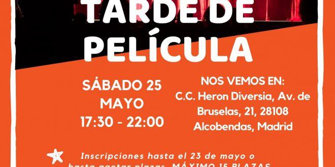 Tarde de Película con la Fundación Ana Valdivia: cine y merienda para tod@s