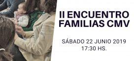 La Fundación Ana Valdivia acoge el II Encuentro Familias CMV