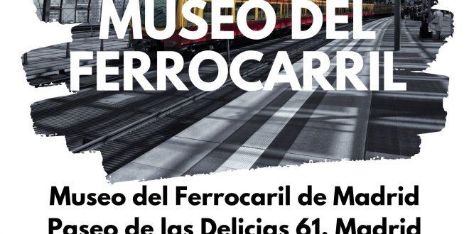 Ocio para tod@s con la Fundación Ana Valdivia: Visita al Museo del Ferrocarril