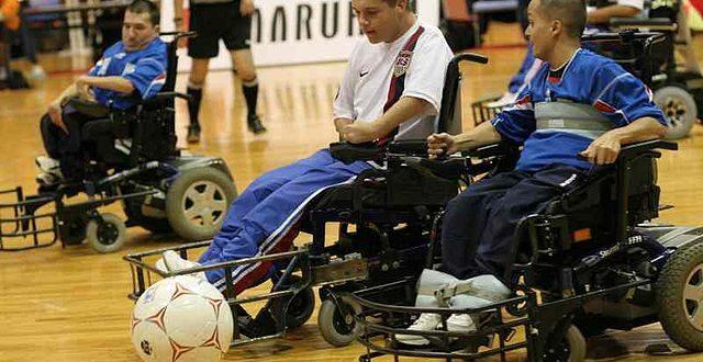 Fútbol en Silla de Ruedas Eléctrica – Powerchair Football