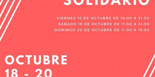Fundación Ana Valdivia & Atremo TC celebran juntos un año más su Mercadillo Solidario