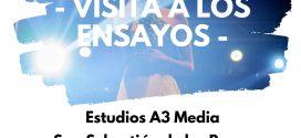 Ocio para Tod@s con la Fundación Ana Valdivia: ¡vente a los ensayos de La Voz!