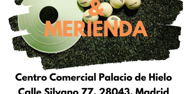 Programación de Noviembre y Ocio para Tod@s el sábado 9 : Mini Golf y Merienda con la Fundación Ana Valdivia