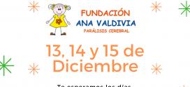 Mercadillo Solidario de la Fundación Ana Valdivia (12ª Edición); ¡contamos contigo!