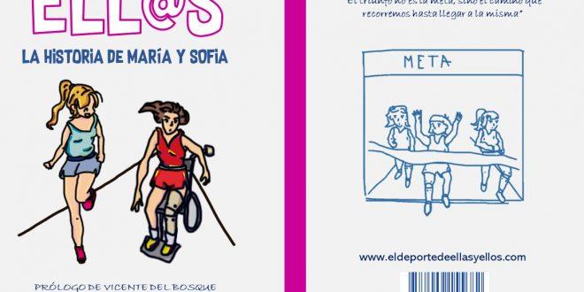 El deporte de ellas y ell@s y su libro solidario apoyan a la Fundación Ana Valdivia