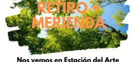 Ocio para tod@s con la Fundación Ana VAldivia: merienda en el Parque de El Retiro